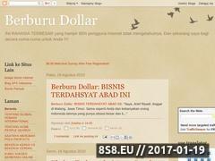 Thumbnail of Dollars Hunter Website