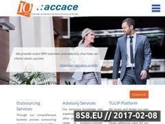 Miniaturka domeny accace.com