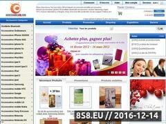 Thumbnail of Accessoires iPad Website