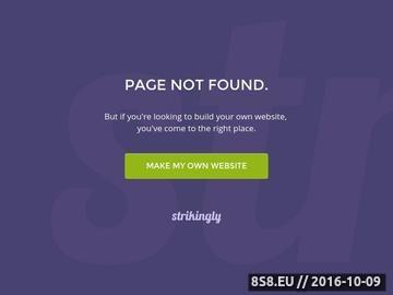 Zrzut strony Usługi graficzne w zakresie projektowania