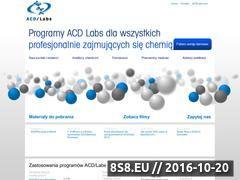 Miniaturka domeny acdlabs.makolab.pl