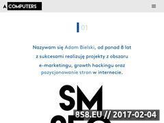 Miniaturka domeny www.acomputers.com.pl