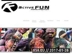 Miniaturka domeny www.activefun.pl