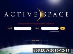 Miniaturka domeny www.activespace.pl