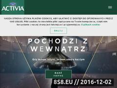 Miniaturka domeny activia.pl