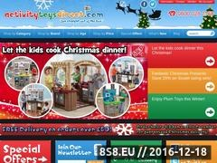 Thumbnail of Activity Toy Specialist - Activity Toys Direct Website