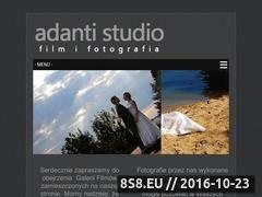 Miniaturka domeny adanti.pl