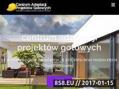 Miniaturka domeny adaptacjaprojektu.com.pl