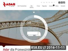 Miniaturka domeny www.adar.pl