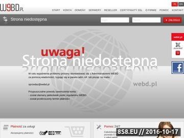 Zrzut strony Hiszpański Wrocław