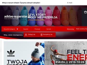 Zrzut strony Kultowe Superstary - oryginalne obuwie Adidas