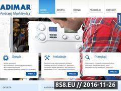 Miniaturka domeny adimar.info