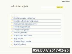 Miniaturka domeny administracja.it