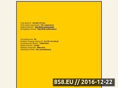 Miniaturka domeny www.adres-ip.eu