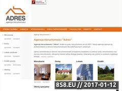 Miniaturka domeny www.adres.waw.pl