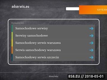 Zrzut strony Serwis samochodowy Kraków - ADSerwis - Serwis klimatyzacji Kraków