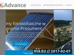 Miniaturka domeny advanceszkolenia.pl