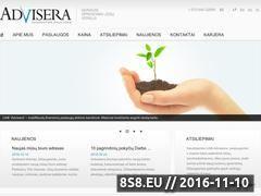 Miniaturka domeny www.advisera-apskaita.lt
