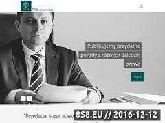 Miniaturka domeny www.adwokat-lodz.eu