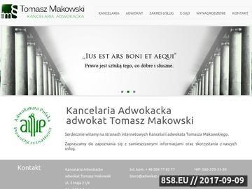 Zrzut strony Adwokat Gdynia