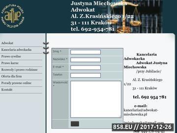 Zrzut strony Porady prawne, porady prawne online, doradztwo prawne
