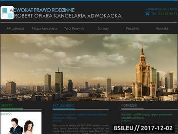 Zrzut strony Rozwód Warszawa Adwokat- rozwody, alimenty, kontakty, podziały majątku