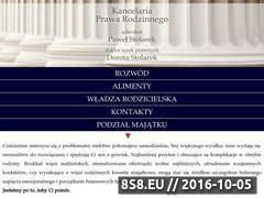 Miniaturka domeny adwokat-stolarek.pl