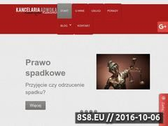 Miniaturka domeny www.adwokat-wroclaw.net.pl