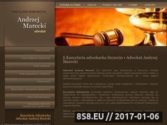 Miniaturka domeny www.adwokat-wszczecinie.pl