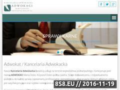 Miniaturka domeny www.adwokatdolot.pl