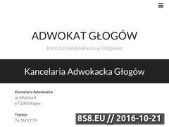 Miniaturka domeny adwokatglogow.pl