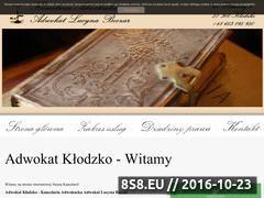 Miniaturka domeny adwokatklodzko.pl