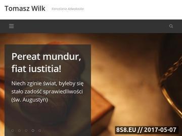Zrzut strony Prawnik Bydgoszcz