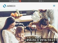 Miniaturka domeny aereco.com.pl