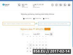 Miniaturka domeny www.aero.pl