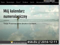Miniaturka domeny www.aerofun.gsi.pl
