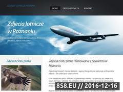 Miniaturka domeny www.aerofun.pl