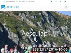 Miniaturka domeny aesculap.com.pl