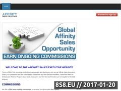 Affinity Sales Executives Website