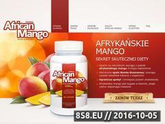 Miniaturka domeny africanmango.pl