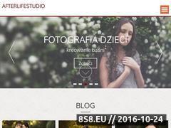 Miniaturka domeny afterlifestudio.pl