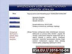 Miniaturka domeny aga-beds.pl