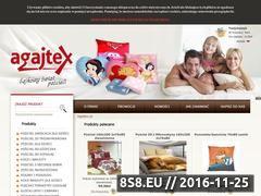Miniaturka domeny www.agajtex.pl