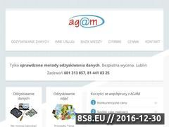 Miniaturka domeny agam.lublin.pl