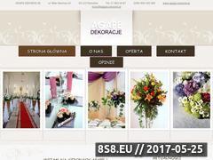 Miniaturka domeny www.agape.rzeszow.pl