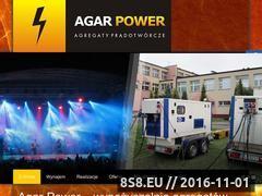 Miniaturka domeny agar-power.pl