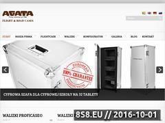 Miniaturka domeny agata-flightcases.pl