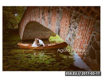 Zrzut strony Agata Pietrzyk