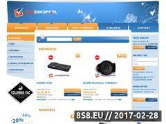 Miniaturka domeny www.agdzakupy.pl