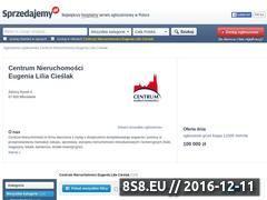 Miniaturka domeny agencja-centrum.sprzedajemy.pl
